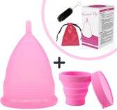 Menstruatie cup maat S