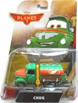 Disney Planes brandstofwagen  Chug - Mattel