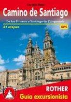 Camino de Santiago (Spanischer Jakobsweg - spanische Ausgabe)