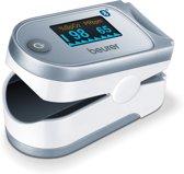 Beurer PO60 - Pulseoximeter/saturatiemeter Bluetooth®