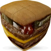 V-Cube 3 Burger (pillow)