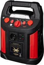 12V Jumpstarter | Mobiel stopcontact 220V omvormer | Powerbooster | Compressor