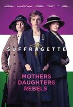 DVD cover van Suffragette