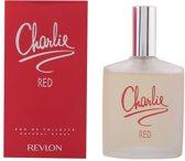 MULTI BUNDEL 2 stuks REVLON CHARLIE RED eau de toilette spray 100 ml