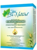 Luster's You Be Natural Botanical Straightening and Strenghtening Treatment