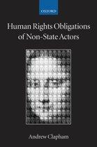 Afbeelding van Human Rights Obligations of Non-State Actors