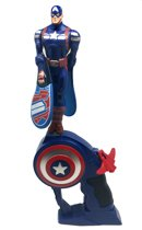 Flying Heroes Marvel Avengers - New Captain America