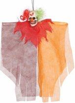 Halloween - Hangdecoratie pop horror clown 30 cm