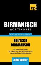 Wortschatz Deutsch-Birmanisch F r Das Selbststudium - 3000 W rter