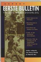 Eerste bulletin van de Tweede Wereldoorlog
