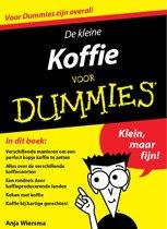 Omslag van 'De kleine koffie voor Dummies'