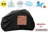 Fietshoes Zwart Met Insteekvak Polyester Sparta Pick-Up Smart Electric N7 Dames 53 cm (300Wh)