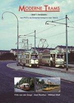 Moderne trams Deel 1 vierassers
