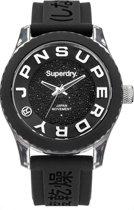 Superdry tokyo shimmer SYL174B Vrouwen Quartz horloge