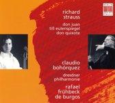 Richard Strauss: Don Juan; Till Eulenspiegel; Don Quixote