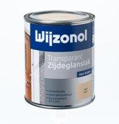 Wijzonol Transparant Zijdeglanslak - 0,75l - 3145 - Ebben