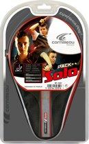 Tafeltennis bat Cornilleau Sport pack solo rood