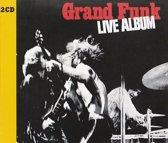Grand Funk Railroad - Live Album (2CD)