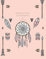 Boho Sketchbook Style by Magic Lover