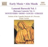 Baroque Laments Vol. 1