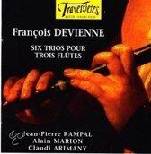 Six Trios Pour Trois Fl-Tes Op.19