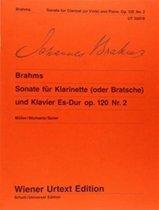 Sonate für Klarinette (oder Bratsche) un