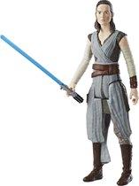 Star Wars: The Last Jedi Rey (Jedi Training) - Actiefiguur - 30 cm