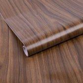 d-c-fix - Zelfklevende Decoratiefolie - Notenhout bruin - 45x200 cm