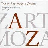 A-Z of Mozart Opera