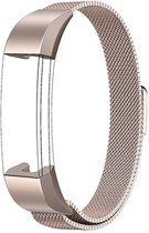 FitBit Alta HR Milanese bandje (Small) - Vintage goud