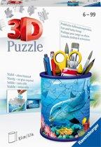 Ravensburger Pennenbak Onderwaterwereld - 3D puzzel - 54 stukjes
