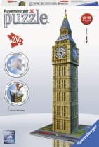 Ravensburger Big Ben- 3D puzzel gebouw - 216 stukjes