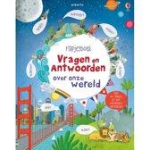 Flapjesboek vragen en antwoorden over onze wereld
