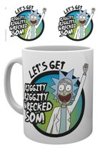 Rick And Morty Wrecked - Mug