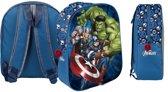The Avengers 3d rugzak 31cm