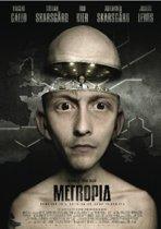 DVD cover van Metropia