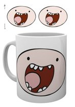 Adventure Time Finn Face - Mok