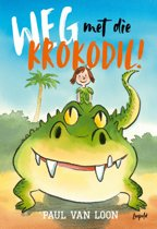 Weg met die krokodil!