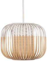 Forestier Bamboo Light Hanglamp Extra Small Wit