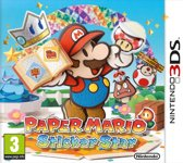 Paper Mario: Sticker Star - 2DS + 3DS