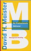 Management briefings - De professionele adviseur