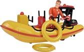 Brandweerman Sam - Speedboot Neptunus - Speelfiguur