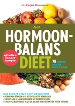 Boek cover Het hormoonbalansdieet van Ralph Moorman (Paperback)