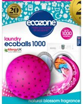 Ecoball XL - 1000 wasbeurten - Natural Blossom - Natural Blossom
