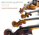 Beethoven: Quartets Op.18 Vol.1