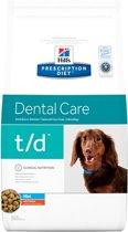 Hill's Prescription Diet Canine T/d Mini - 3 KG