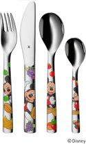 WMF Kinderbestek Mickey Mouse - 4-delig