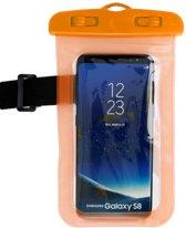 Waterdichte Smartphone Hoes Oranje