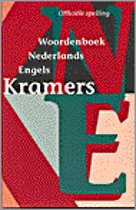 Nederlands-Engels Kramers handwoordenboek