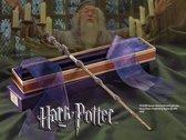Prof Dumbledore toverstaf in Ollivanders Box
